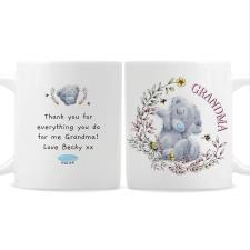 Personalised Me to You Bear Bees Mug