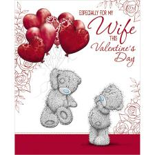 Especially For My Wife Me to You Bear Valentines Day Card