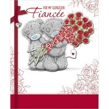Gorgeous Fiancee Me to You Bear Valentines Day Card