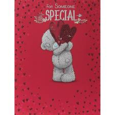 Someone Special Large Me to You Bear Valentines Day Card