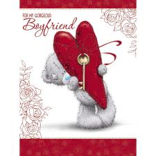 Gorgeous Boyfriend Large Pop Up Me to You Bear Valentines Day Card
