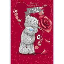 Gorgeous Fiance Me to You Bear Valentines Day Card
