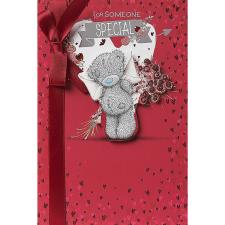 Someone Special Me to You Bear Valentines Day Card