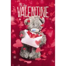 3D Holographic Me to You Bear Valentines Day Card