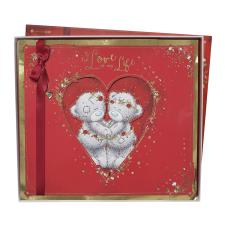 Love of My Life Large Me to You Valentines Day Boxed Card
