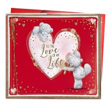Love of My Life Large Me to You Valentine's Day Boxed Card
