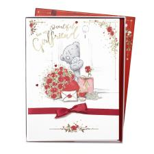 Beautiful Girlfriend Me to You Bear Valentines Day Boxed Card