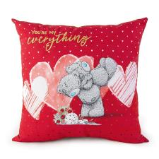 You're My Everything Me to You Bear Cushion