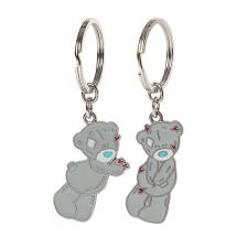Love Bears 2 Part Me to You Bear Key Ring