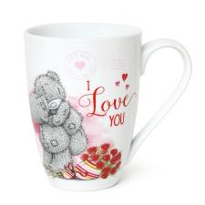 I Love You Me to You Bear Boxed Mug