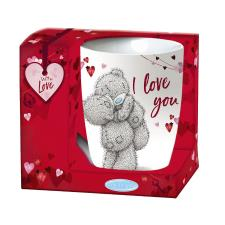 I Love You Me to You Bear Mug