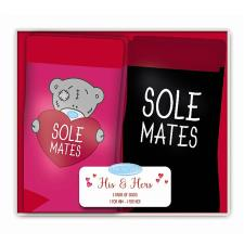 His & Hers Sole Mates Me To You Boxed Socks Set