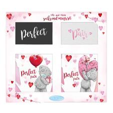 Perfect Pair Me to You Bear Couple Mug & Socks Gift Set