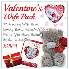 Wife Valentines Day Pack