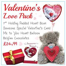 Love Valentines Day Pack