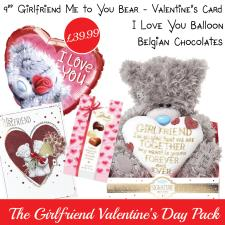 Girlfriend Valentines Day Pack