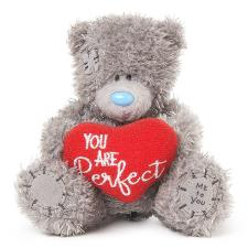 "4"" You Are Perfect Heart Me to You Bear"