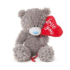 "4"" Love You Balloon Me to You Bear"