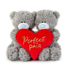 "2 x 4"" Perfect Pair Padded Love Heart Me to You Bears"