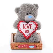 "7"" I Love You Heart Me to You Bear"