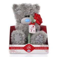 "9"" One I Love Rose Me to You Bear"