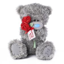 "12"" Rose Bouquet Me to You Bear"