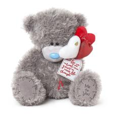 "12"" Heart Balloons Me to You Bear"