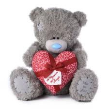 "24"" Love You Forever Heart Me to You Bear"