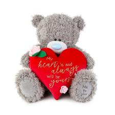 "24"" Padded Love Heart Verse Me to You Bear"