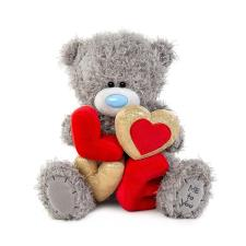 "10"" Love Letters Me to You Bear"