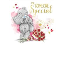 For Someone Special Me to You Bear Valentines Day Card