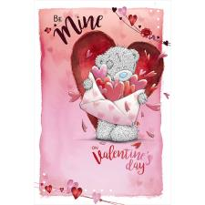 Be Mine Me to You Valentine's Day Card