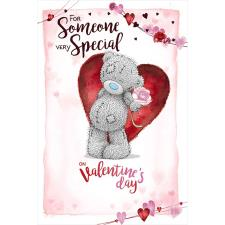 Someone Special Me to You Bear Valentine's Day Card