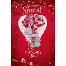 For Someone Special Me to You Bear Valentine's Day Card