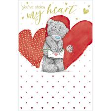Love Letter Me to You Bear Valentine's Day Card
