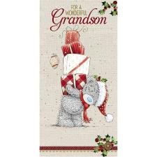 Wonderful Grandson Me to You Bear Gift/Money Wallet