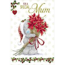 Special Mum Pop Up Me to You Bear Christmas Card