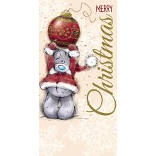 Tatty Teddy With Large Bauble Me to You Bear Christmas Money Wallet