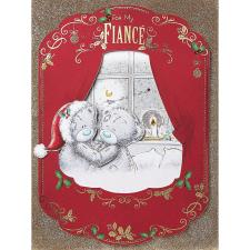 For My Fiance Me To You Bear Luxury Boxed Christmas Card