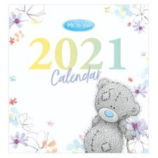 2021 Me to You Spiral Bound Classic Desk Calendar