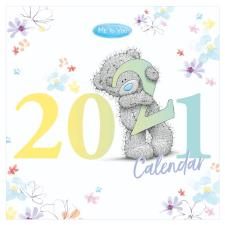 2021 Me to You Square Calendar