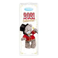 2021 Me to You Bear Photo Finish Slim Calendar