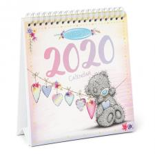 2020 Me to You Spiral Bound Classic Desk Calendar