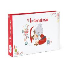 My 1st Christmas Tiny Tatty Teddy Bear Photo Album