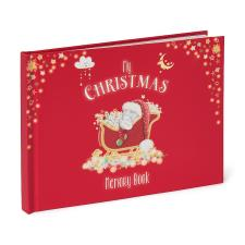 Tiny Tatty Teddy Baby's First Christmas Me to You Bear Memory Book