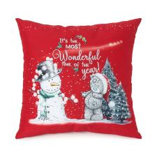 Me to You Bear Christmas Square Cushion