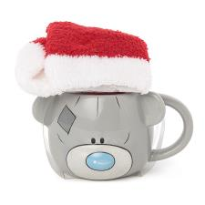 Christmas Me To You Bear Head Mug & Sock Gift Set
