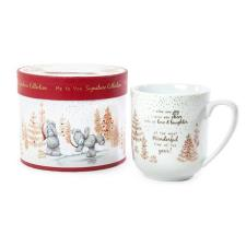 Tatty Teddy Winter Scene Me to You Christmas Boxed Mug