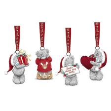 Me to You Bear Tree Decorations - Pack of 16