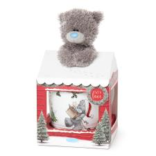 Let It Snow Me To You Bear Christmas Mug & Plush Gift Set